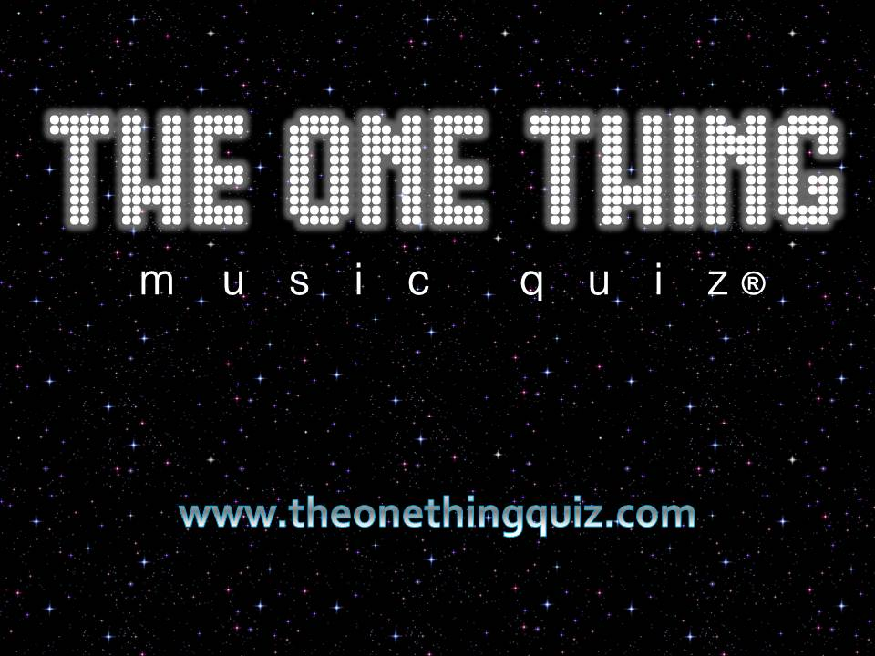 The One Thing Music Quiz